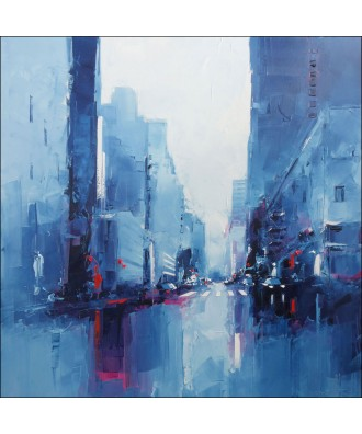 New York - Blue