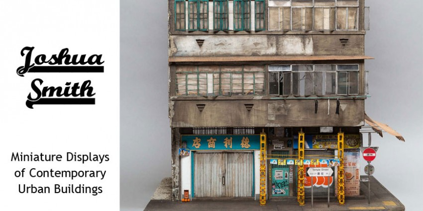 A decouvrir // Joshua Smith // Contemporary Urban Buildings