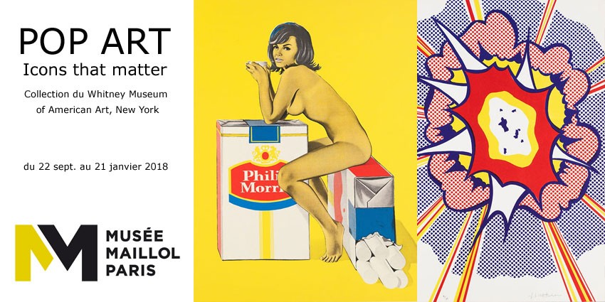 POP ART // Icons that matter // Musée Maillol