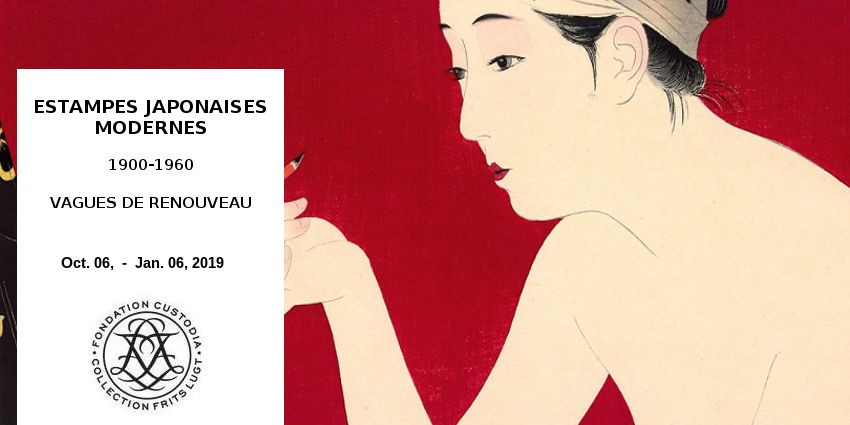EXPO // ESTAMPES JAPONAISES MODERNES // FONDATION CUSTODIA // PARIS