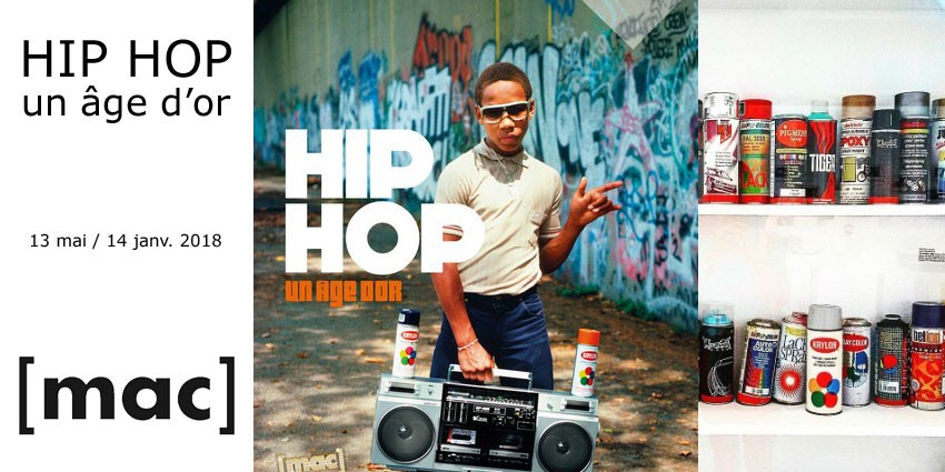 Exhibition // Hip Hop - A Golden Age // MAC // Marseille