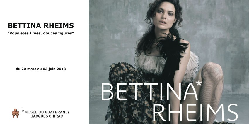 EXHIBITION // BETTINA RHEIMS  // MUSEE DU QUAY BRANLY // PARIS