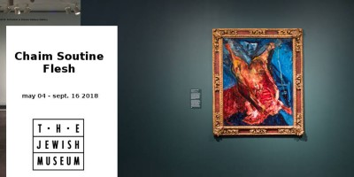 EXHIBITION //  CHAIM SOUTINE : FLESH //  THE JEWISH MUSEUM // NEW YORK