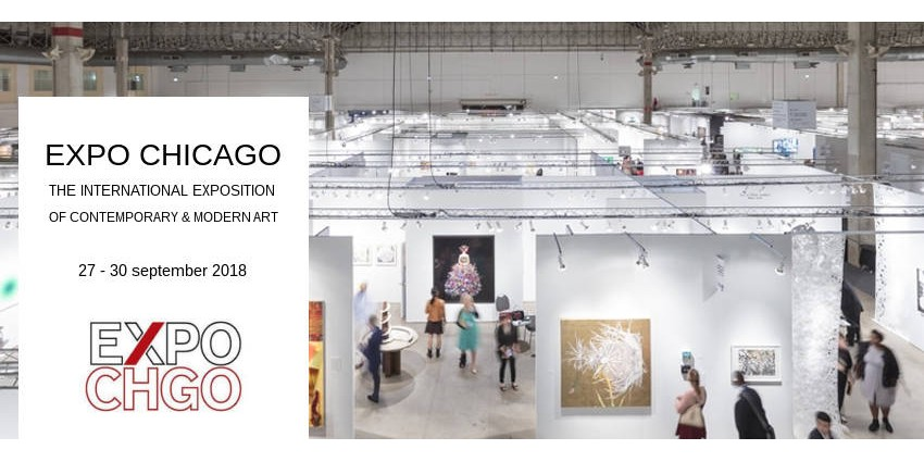 ART FAIR // Expo Chicago // International Exposition of Contemporary & Modern Art