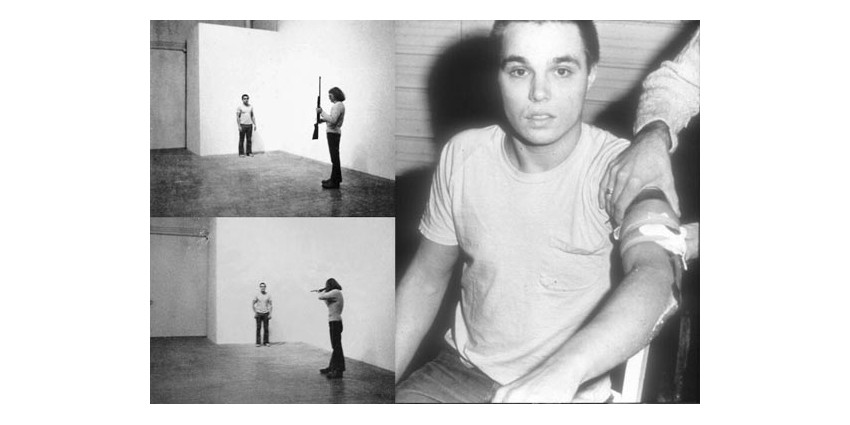 Chris Burden - Agent Provocateur