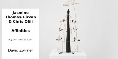 EXHIBITION // AFFINITIES // DAVID ZWIRNER // LONDON