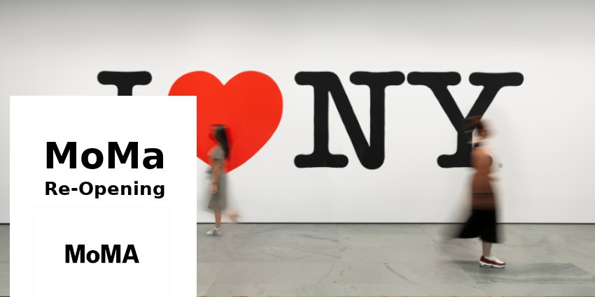 EXHIBITION // MOMA RE-OPENING  // NEW YORK