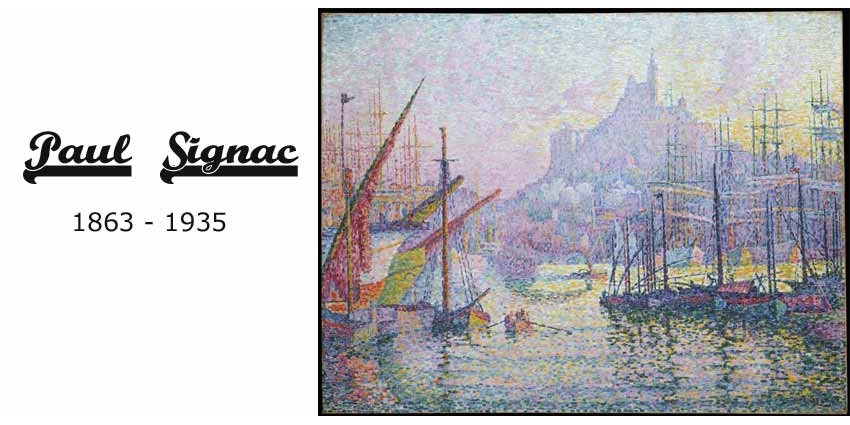 Paul Signac  (Paris 1863 - 1935)