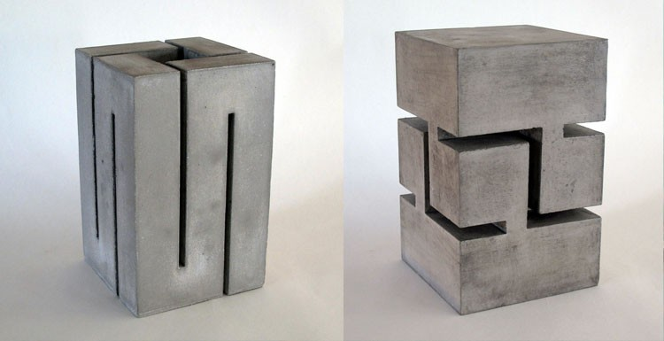 Benoist Van Borren - Contemporary Sculpture - Minimalism & Poetry