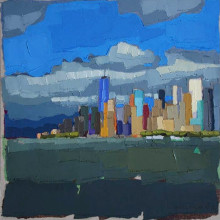Ophelie Vaganay - New York Skyline