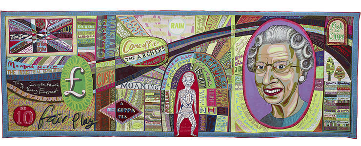 EXPO // GRAYSON PERRY // MONNAIE DE PARIS // PARIS