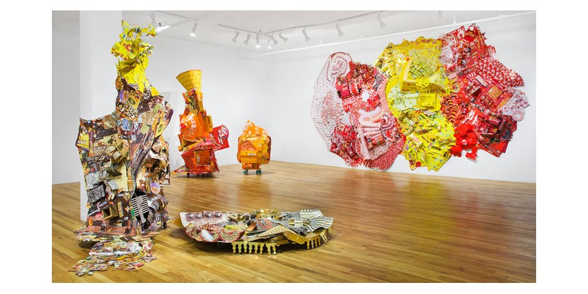 Lisa Hoke : Attention Shoppers // PAVEL ZOUBOK GALLERY - NEW YORK