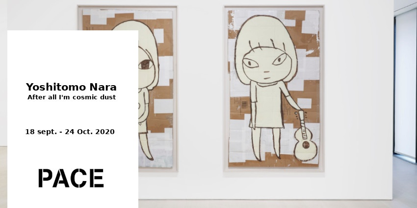 EXHIBITION // YOSHIMOTO NARA // PACE GALLERY // NEW YORK